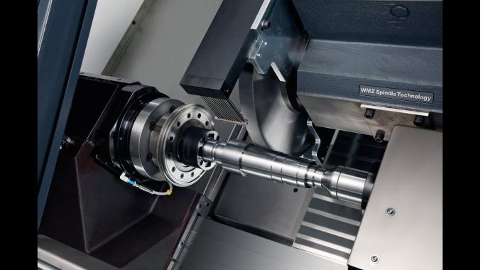 Hartdrehen und Schleifen von Getriebe- und Antriebswellen für Elektrofahrzeuge