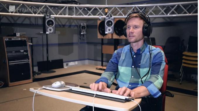 Careers at Fraunhofer IIS - Jan Plogsties, Audio and Media Technologies
