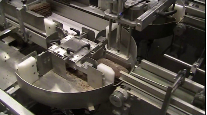 GHD Hartmann - Stacking Machine STV 50