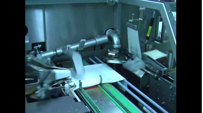 GHD Hartmann - Packaging Machine VS 320 / VS 320 S