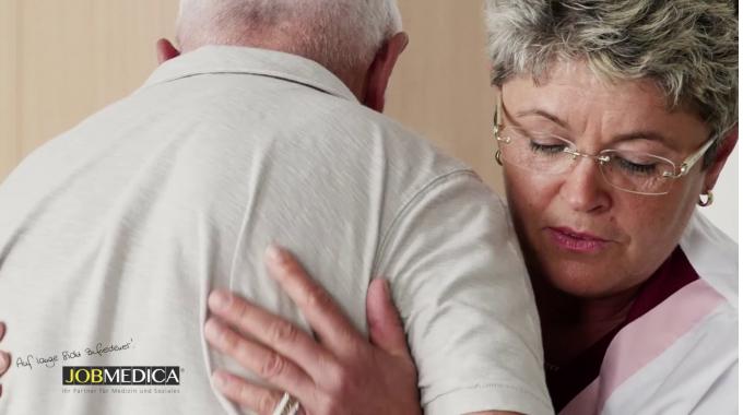 JOBMEDICA   Mehr als nur ein Job   Elke aus der Altenpflege