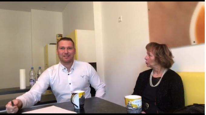 Jobmedica Leipzig - Ein Interview mit Dagmar
