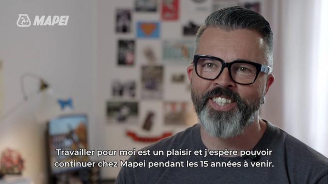 Mapei Suisse - Roger Mohler - technischer Verkaufsberater