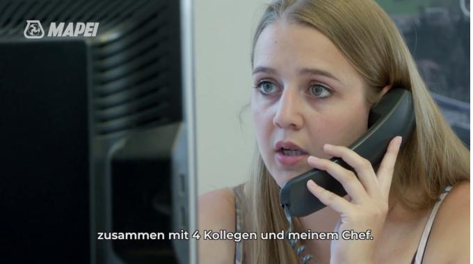 Mapei Suisse - Emeline Guechi - comptable