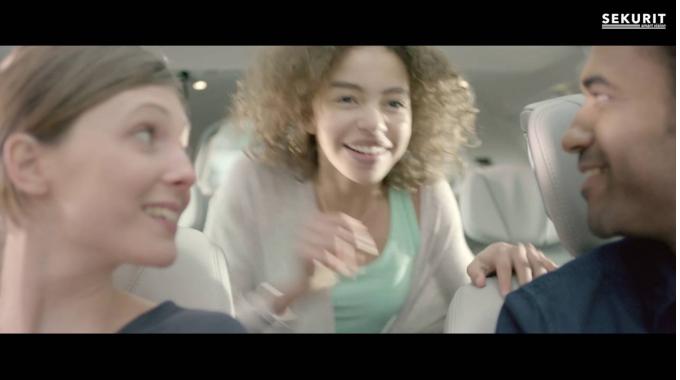 SAINT-GOBAIN :  Driving tomorrow