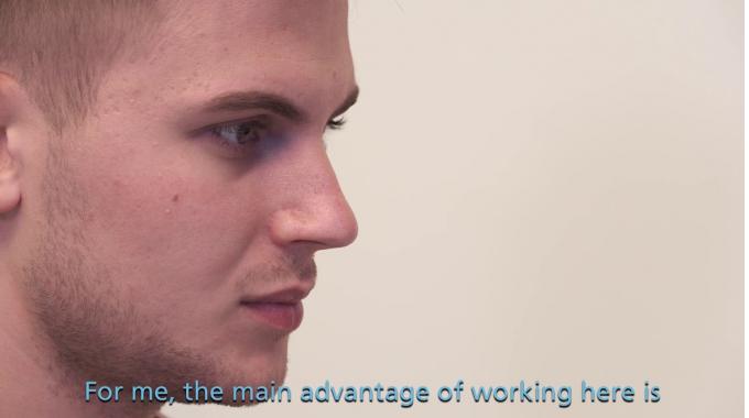Studentenjob am Fraunhofer IIS? Kurzversion