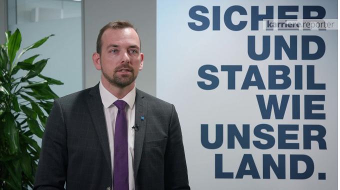 Arbeiten in der HYPO Oberösterreich - Entwicklungsmöglichkeiten