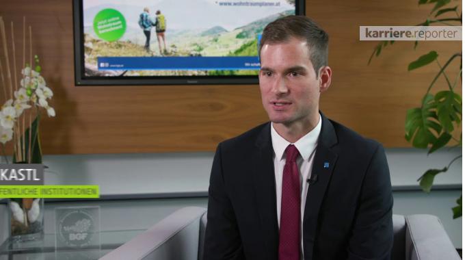 Arbeiten in der HYPO Oberösterreich - Das Bewerbungsgespräch