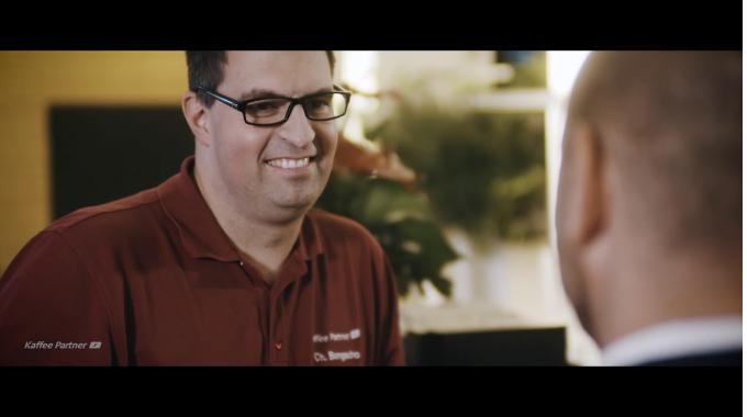 Karriere im Technischen Außendienst bei Kaffee Partner