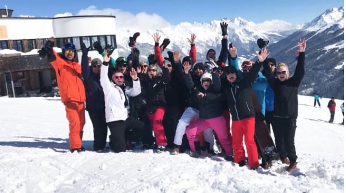 Team Spirit @Kintyre Winter Conference 2019