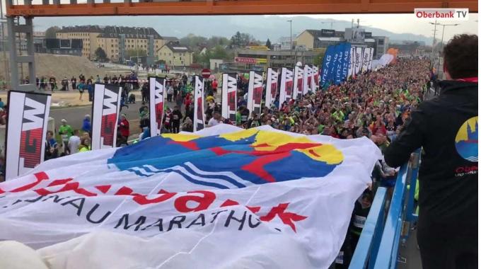 18. Oberbank Linz Donau Marathon 2019