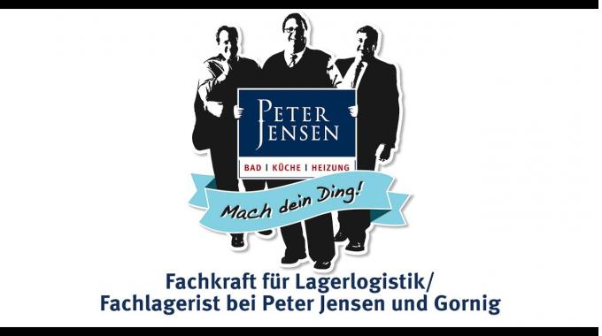 Ausbildung Fachkraft für Lagerlogistik/Fachlagerist bei Peter Jensen und Gornig