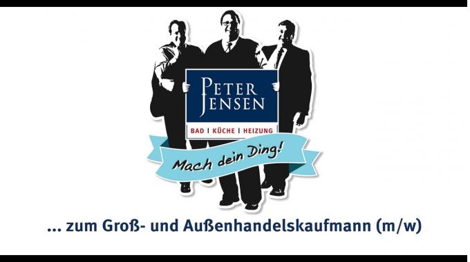 Ausbildung zum Groß- und Außenhandelskaufmann bei Peter Jensen und Gornig
