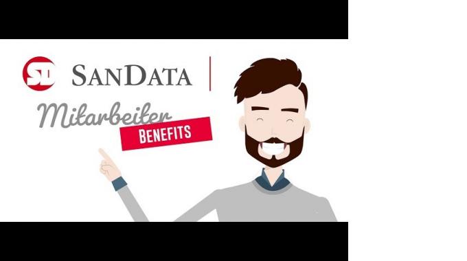 SanData Mitarbeiter-Benefits