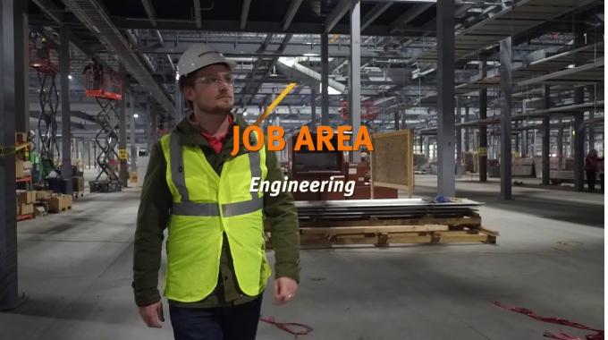 Berufsbeispiel: Projektleiter-Ingenieur: Joe