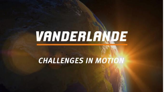 Working for Vanderlande