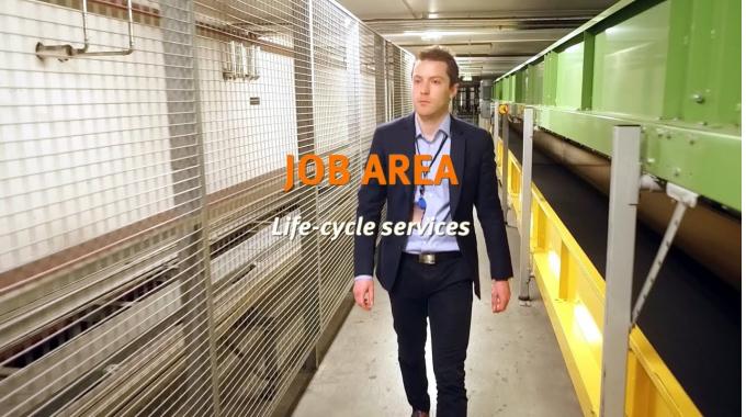 Berufsbeispiel: Life-Cycle Services: Arthur