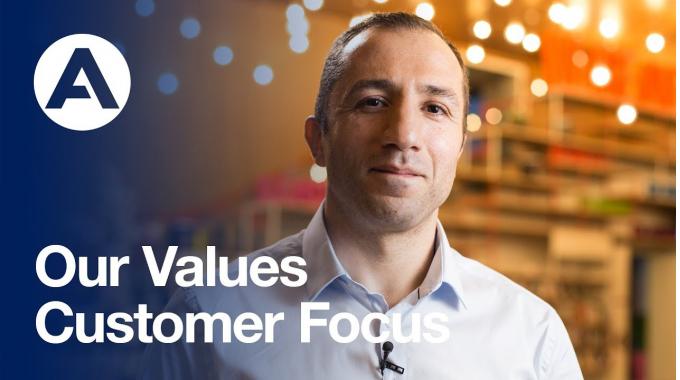 Customer Focus | #AirbusValues