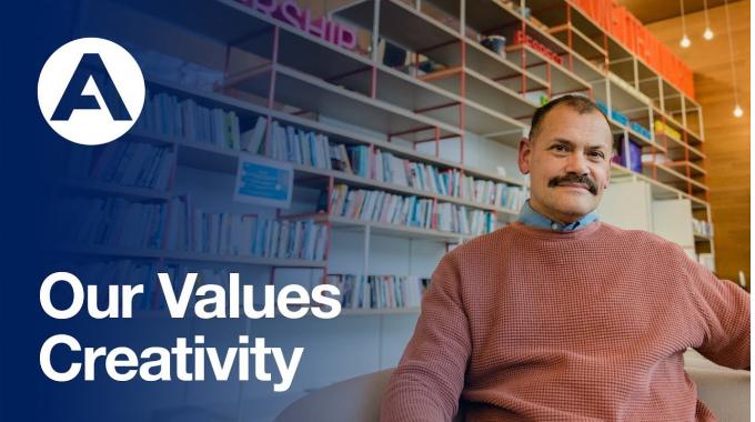 Creativity | #AirbusValues