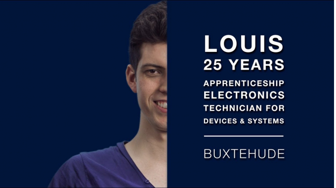 Meet Louis | Disability is not a barrier to work at Airbus