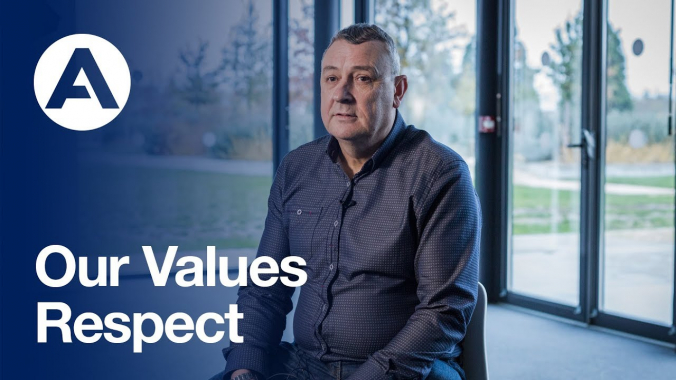 Respect | #AirbusValues