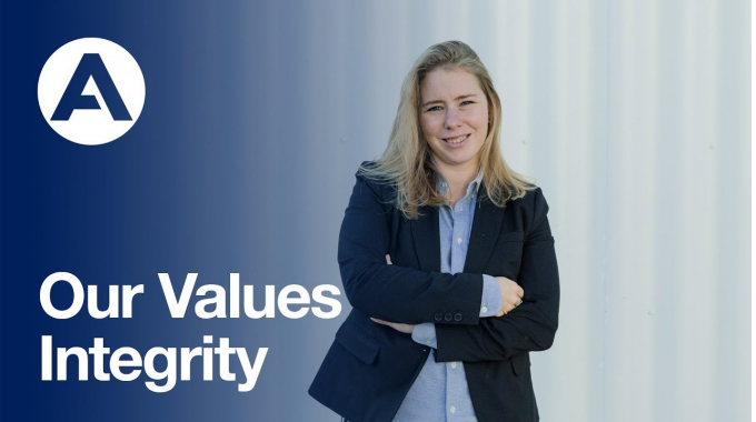 Integrity | #AirbusValues