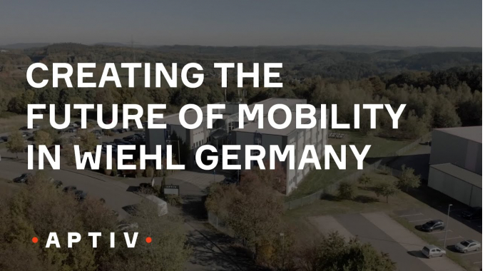 Creating the Future of Mobility in Wiehl Germany (Aptiv)