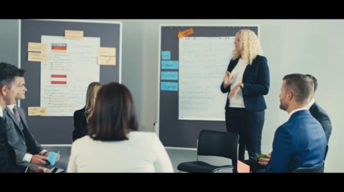 BTV Arbeitgeberfilm Zentrale