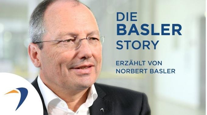 Die Basler Story - erzählt von Norbert Basler