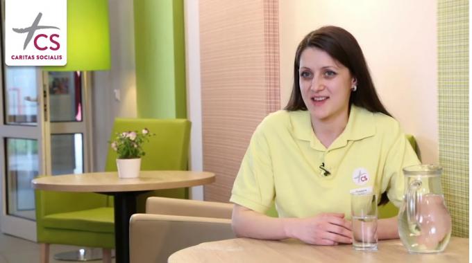 Job: Pflegeassistentin im Wohnbereich Belvedere CS Caritas Socialis