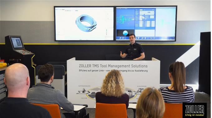 """Workshop """"Durchgängiges Toolmanagement mit ZOLLER in einer vernetzten Produktion"""""""