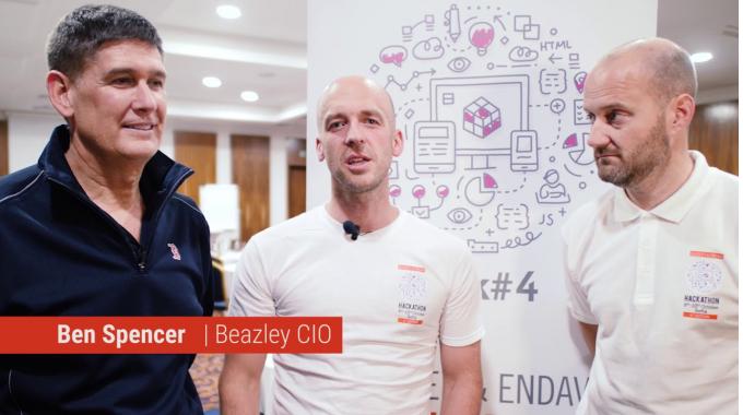 Endava / Beazley Hackathon #4 - A&E Professions Portal