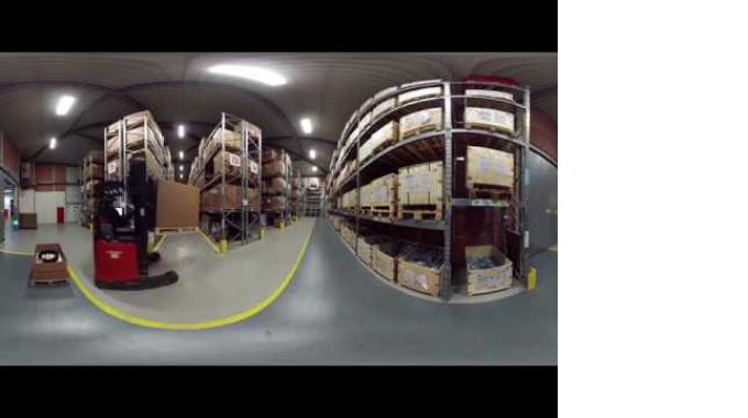 Gesucht: Aufgeweckter Azubi (m/w/d) für Lagerlogistik