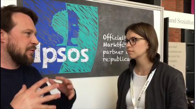 Ipsos @ re:publica 2019