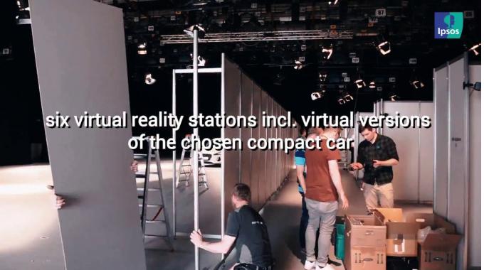 Ipsos VR Car Clinic
