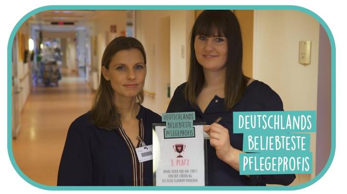 """Deutschlands beliebteste Pflegeprofis"" 2019: Heute schon an morgen denken"