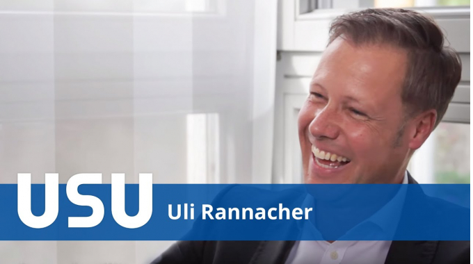 Uli Rannacher - Business Unit Manager USU GmbH