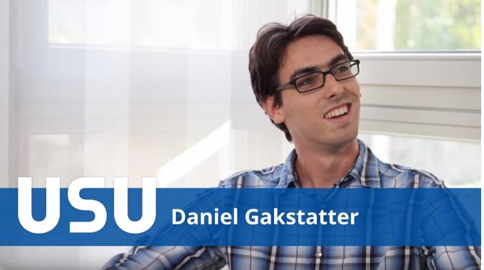 Daniel Gakstatter - Consultant USU GmbH