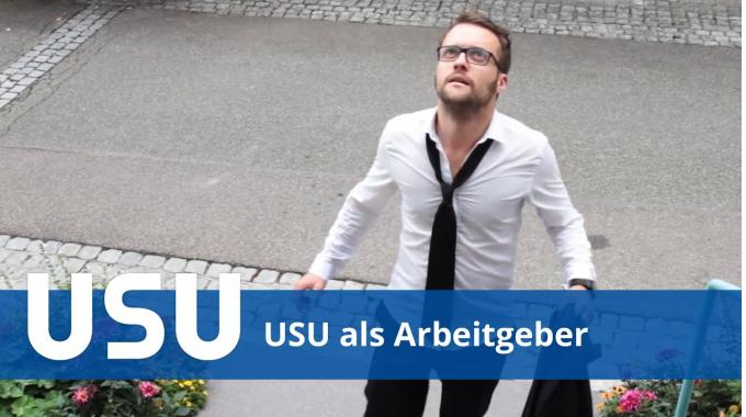 Was unterscheidet die USU von anderen Arbeitgebern?