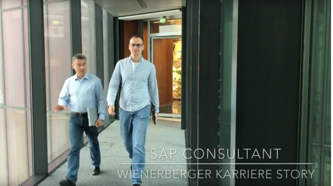 Wienerberger Career Story: Herbert & Roland give Insights on SAP at Wienerberger