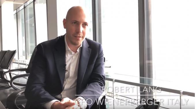 Wienerberger Career Story: Robert, CFO Wienerberger Italy, on internaltional Career ...