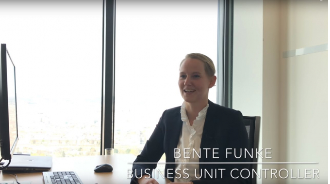 Wienerberger Career Story: Bente, Business Unit Controller, on her start at Wienerberger