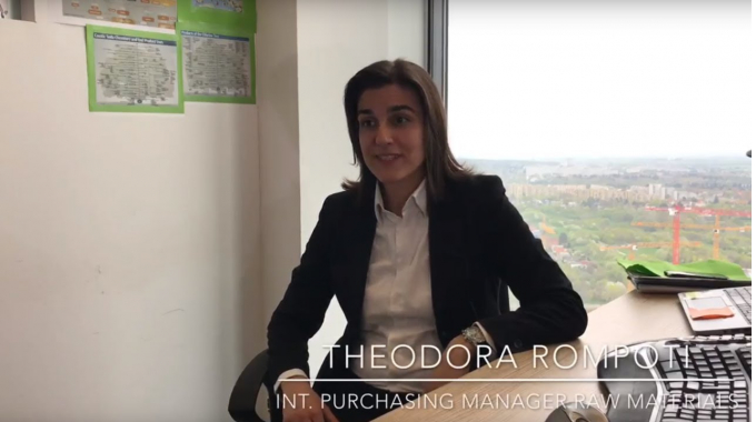 Wienerberger Career Story: Theodora, Int. Purchasing Manager, on international Career ...