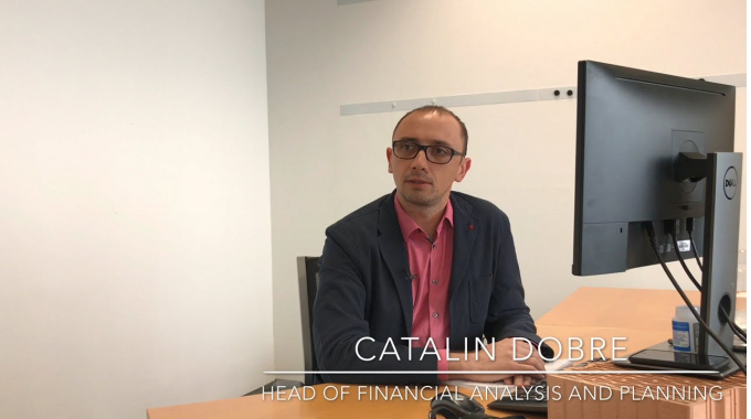 Wienerberger Career Story: Catalin, Fin. Analysis & Planning, on international Career ...