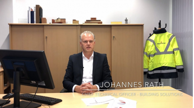 Wienerberger Career Story: Johannes, Chief Technical Officer, on Digitalization