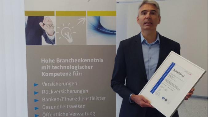 Christian Reusser, CFO bei der adesso Schweiz AG, zur erfolgreichen ISO-Zertifizierung