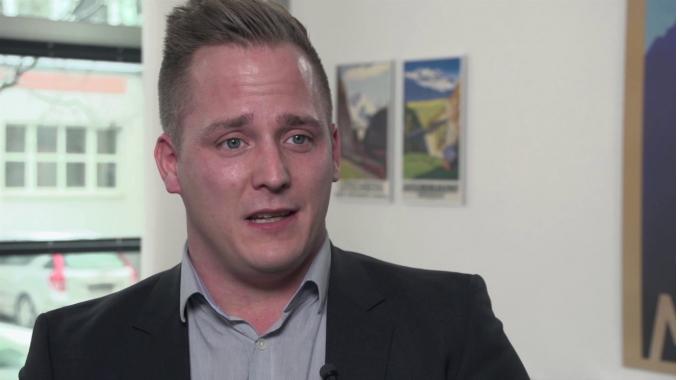 Dennis Schneider, Account Manager bei der adesso Schweiz AG