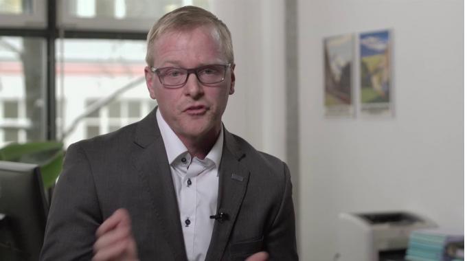Christian Schenk - Account Manager bei der adesso Schweiz AG
