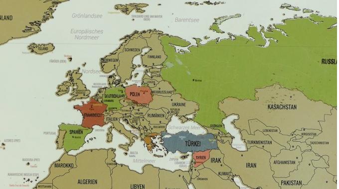 Unserer Vielfalt auf der Spur: Wir haben uns mit der geographischen Herkunft unserer ...