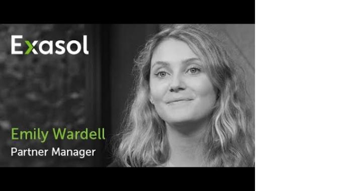 Meet Emily Wardell - Partner Manager at Exasol
